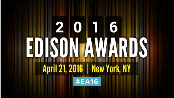 2016edisonawards Tiësto premiado en los Edison Awards de Nueva York