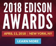 2017 Edison Awards | April 11 | New York, NY