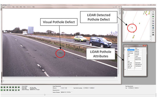 Road Pothole Detection System (HACAD project)