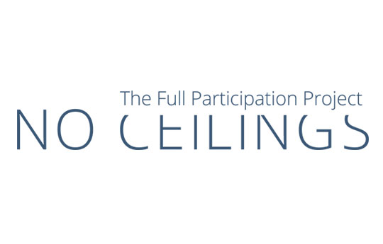 "www.noceilings.org – ""No Ceilings: The Full Participation Project"""