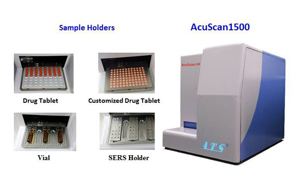 AcuScan1500-A High ThroughPut and Acurate Robotic System for Ultra-Fast Food Contamination Screening and Drug Production Quality Assurance