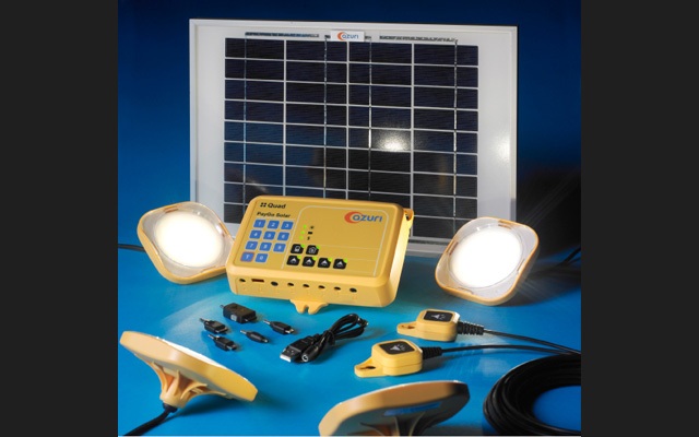 Quad PayGo Solar System with HomeSmart™technology