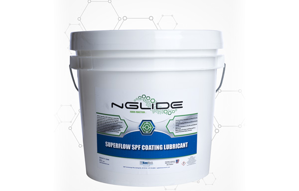 nGlide® Superflow SPF Coating Lubricant