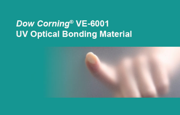 Dow Corning® VE-2001 UV Optical bonding
