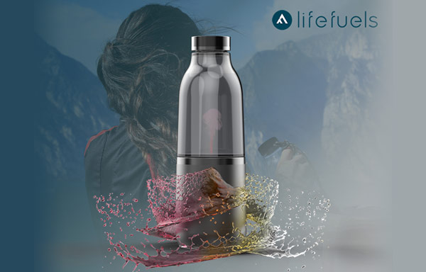 LifeFuels - Personalized Beverages on the go