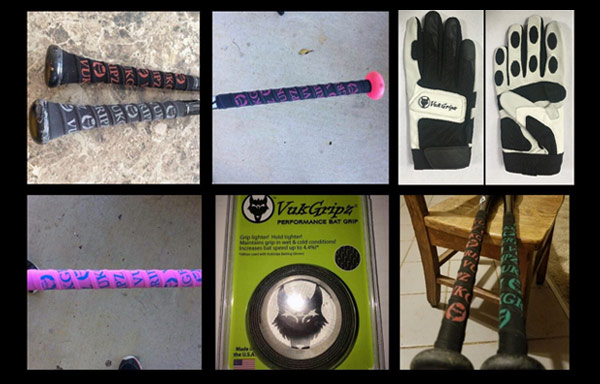 VukGripz® Performance Grips and Gloves