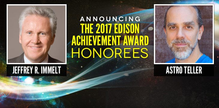 GE and Alphabet's X honored with 2017 Edison Achievement Award