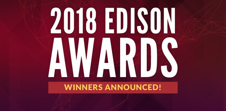 Innovations that are changing the world announced at the 2018 Edison Awards