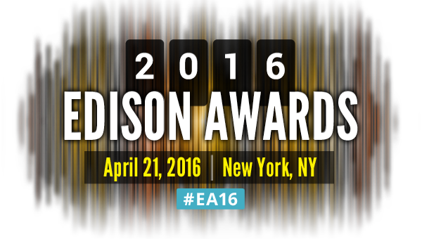 2016edisonawards Tiësto premiado en los Edison Awards de Nueva York