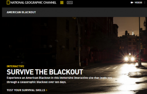 National Geographic Blackout