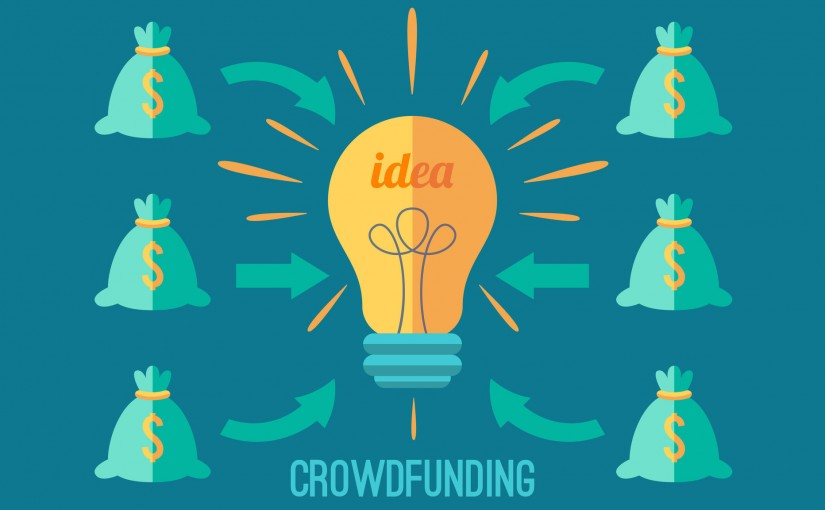 Crowdfunding helps develop innovative products.